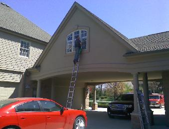 Residential & Commercial Window Cleaning Oakland Township